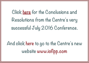 Click here for the Conclusions and Resolutions from th